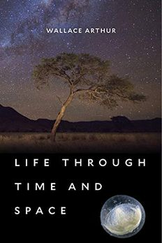 Life through Time and Space book cover