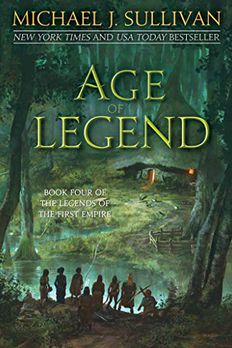 Age of Legend book cover