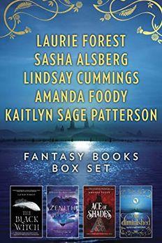 Fantasy Books Box Set book cover