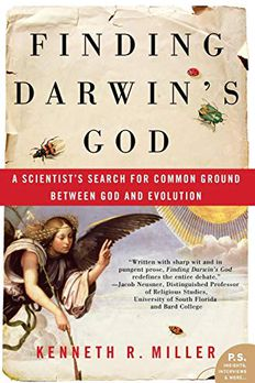 Finding Darwin's God book cover