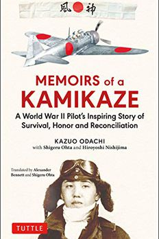 Memoirs of a Kamikaze book cover