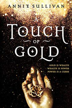 A Touch of Gold book cover