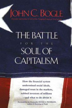 The Battle for the Soul of Capitalism book cover