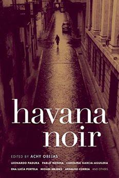 Havana Noir book cover