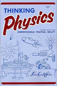 Thinking Physics book cover