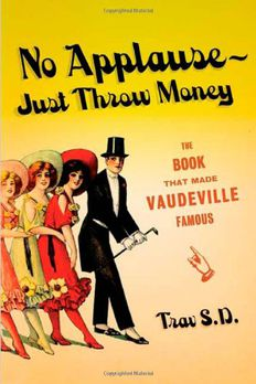 No Applause--Just Throw Money book cover