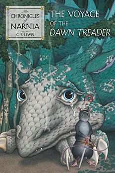 The Voyage of the 'Dawn Treader' book cover