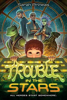 Trouble in the Stars book cover