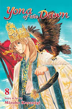 Yona of the Dawn, Vol. 8 book cover