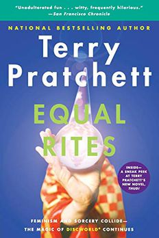 Equal Rites book cover