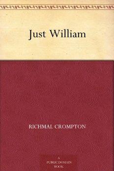 Just William book cover
