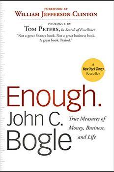 Enough book cover