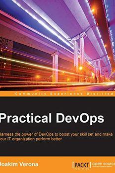 Practical DevOps book cover