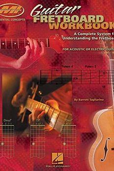 Guitar Fretboard Workbook book cover