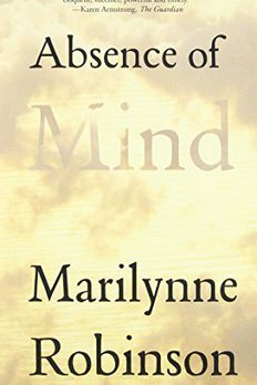 Absence of Mind book cover