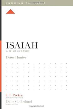 Isaiah book cover