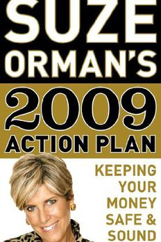 Suze Orman's 2009 Action Plan book cover