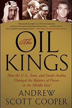 The Oil Kings book cover