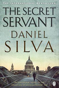 Secret Servant book cover