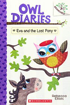 Eva and the Lost Pony book cover