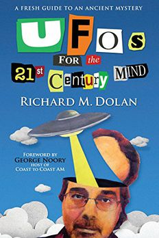 UFOs for the 21st Century Mind book cover