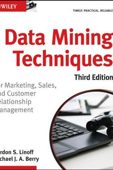Data Mining Techniques book cover