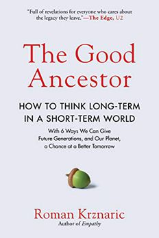 The Good Ancestor book cover