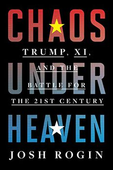 Chaos Under Heaven book cover