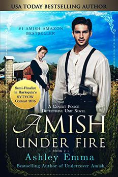 Amish Under Fire book cover