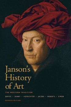 Janson's History of Art book cover