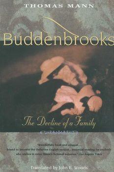 Buddenbrooks book cover