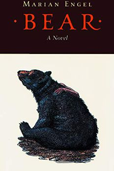 Bear book cover