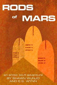 Rods of Mars book cover