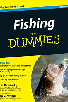 Fishing for Dummies book cover