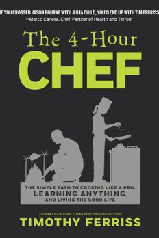 The 4-Hour Chef book cover