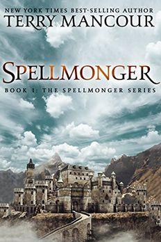Spellmonger book cover