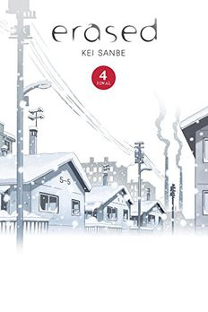 Erased, Volume 4 book cover