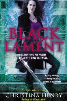 Black Lament book cover