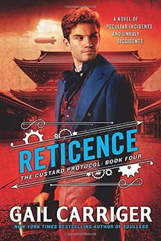 Reticence book cover