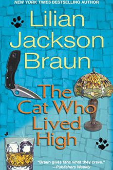 The Cat Who Lived High book cover