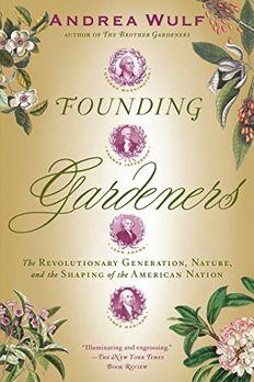 Founding Gardeners book cover
