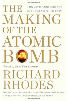 The Making of the Atomic Bomb book cover
