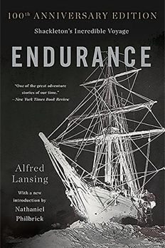 Endurance book cover