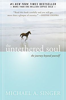 The Untethered Soul book cover
