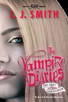 THE VAMPIRE DIARIES book cover