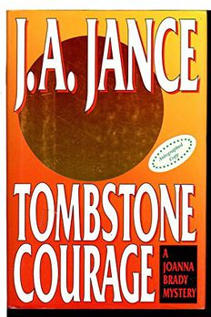 Tombstone Courage book cover