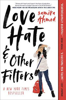 Love, Hate and Other Filters book cover