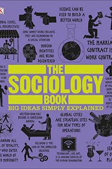 The Sociology Book book cover