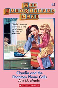 Claudia and the Phantom Phone Calls book cover