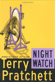 Night Watch book cover